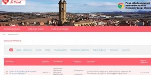 anunci consulta pública prèvia elaboració de disposicions normatives municipals