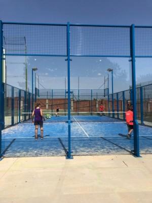 Tornei de raquetes - Estiu Jove Calaf 2019