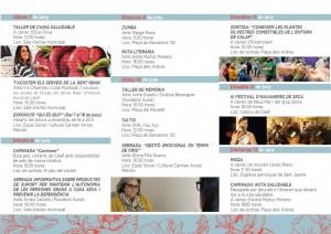 Programa Setmana de la Gent Gran