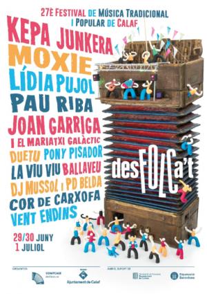 cartell Desfolca't 2018