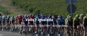 Volta ciclista Espanya La vuelta