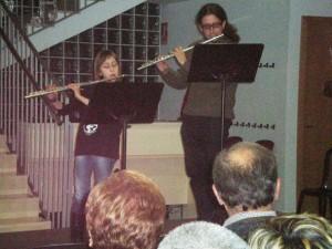 Audicions a l'escola de música