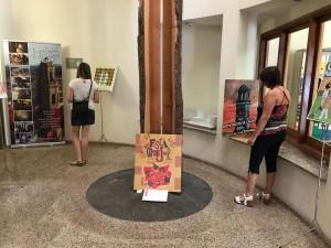 Exposició cartells Festa Major 2017