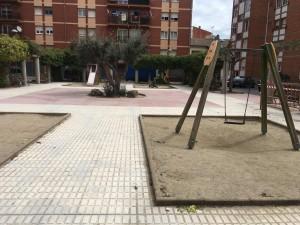 Sorrals plaça Alta Segarra
