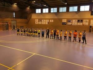 Presentació equips de futbol sala temporada 2018/19 Calaf