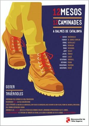 Caminades per conèixer Balmes de Catalunya