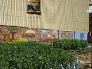 Ecomural horts urbans
