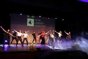 Musical La boira de Calaf gala IV Nit de l'Esport i la Cultura de Calaf