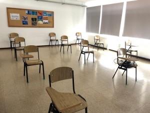 Mesures tornada als centres educatius - setembre 2020