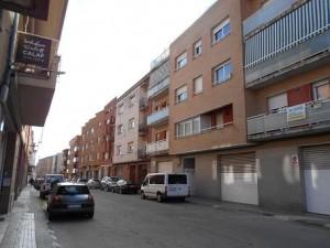 Blocs de pisos visitats per la implantació Porta a Porta de Calaf