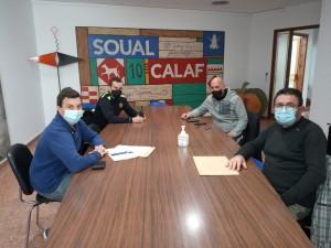 Formació Xarxa Rescat agents municipals Calaf