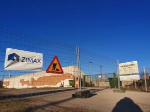 obres adequació deixalleria Calaf - febrer 2021