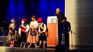 Presentació oficial Hereu, Pubilla, Fadrí i Dama de Calaf 2021