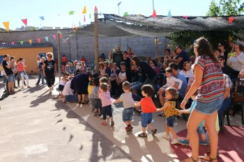 Festa final del curs Llar d'Infants