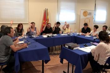 Sessió ordinària del Ple municipal del juny de 2017