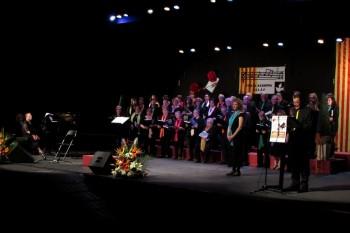Concert d'homenatge a Teresa Escolà