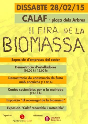 II Fira de la Biomassa