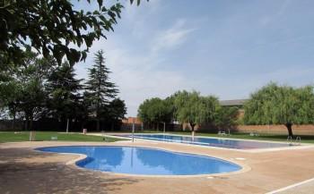 Imatge de la Piscina Municipal de Calaf