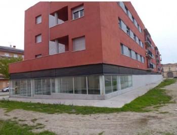 Edifici on s'ubicarà el CDIAP de Calaf