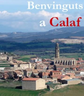 Benvinguts a Calaf