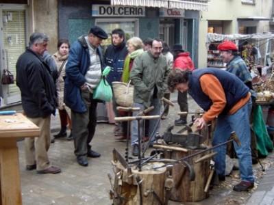Mercat de la fusta - Calaf