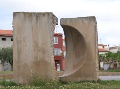Escultures Espacio circular abierto