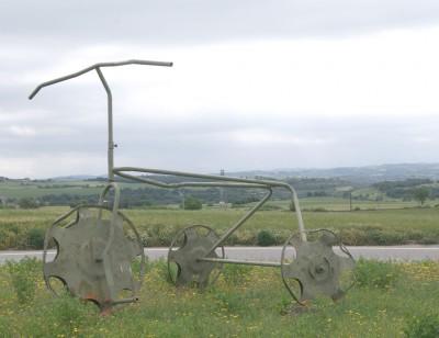 Escultures Tricicle