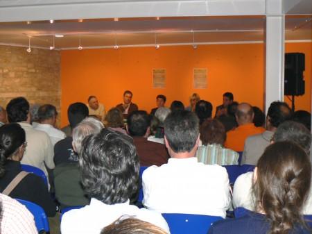 El debat sobre l'Alta Segarra va reunir nombrosos assistents