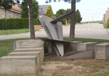 Escultures Cremallera