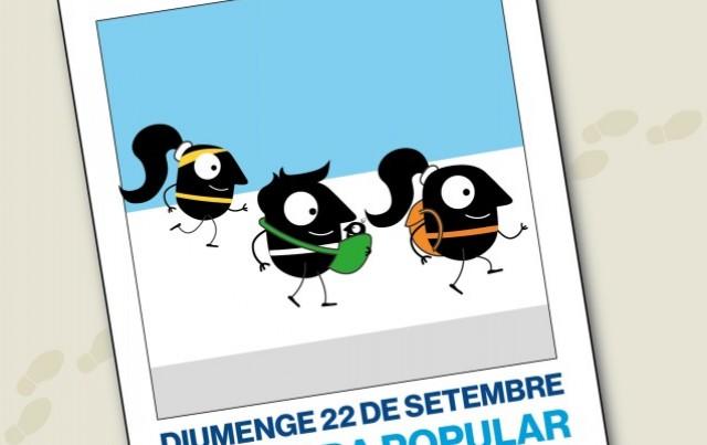Calaf celebra la Setmana Europea de la Mobilitat amb una caminada per la Conca Minera de l'Alta Segarra