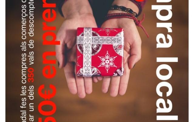 Els comerciants de Calaf promouen les compres locals aquest Nadal