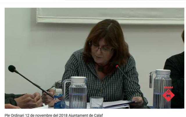 Calaf continuarà amb el pressupost prorrogat del 2017