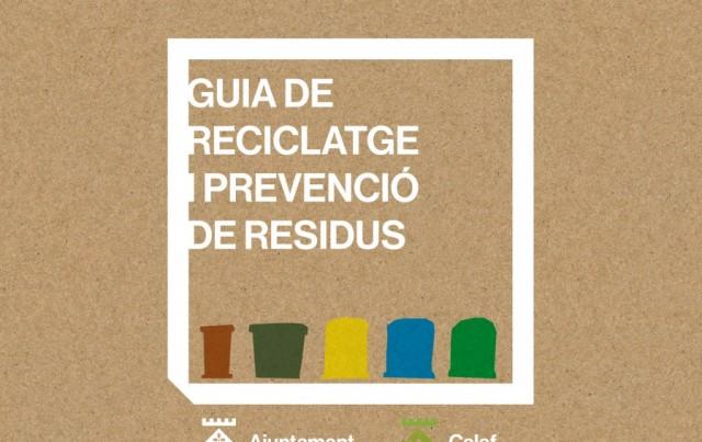 El reciclatge a Calaf millora però no supera el 37% el primer trimestre de l'any