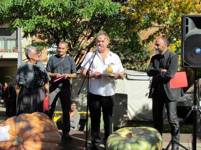 Tots Sants 2015 Concurs de sopa de carbassa
