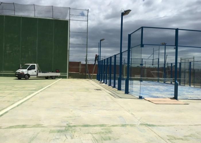 Dilluns s'obriran els equipaments esportius de Calaf