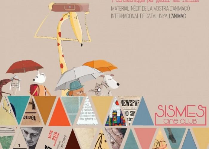 Sismes Cine Club organitza per Tot Sants 'Fet i amagar': una mostra de cinema infantil per gaudir en família