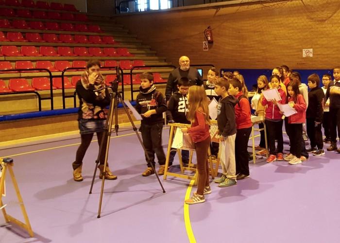 L'Escola Alta Segarra de Calaf s'acull al programa 'Orientació a les escoles'  a través de la Mancomunitat de l'Alta Segarra