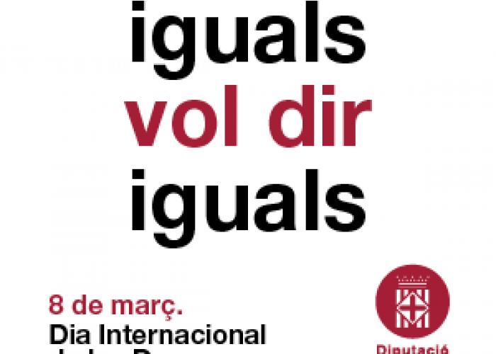 Calaf celebra demà el Dia Internacional de les Dones