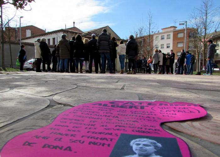 Calaf commemora el Dia Internacional de les Dones