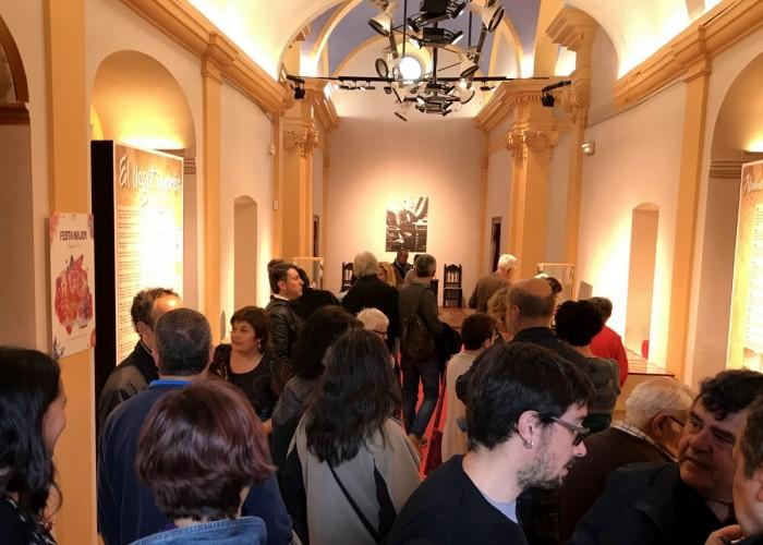 Calaf inaugura una exposició dedicada a Laureà Figuerola