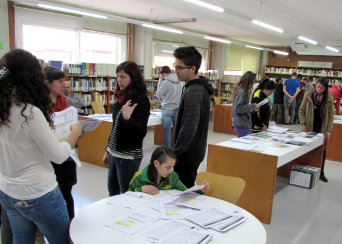 Bona participació en la quarta edició de la Minifira de l'Estudiant de Calaf
