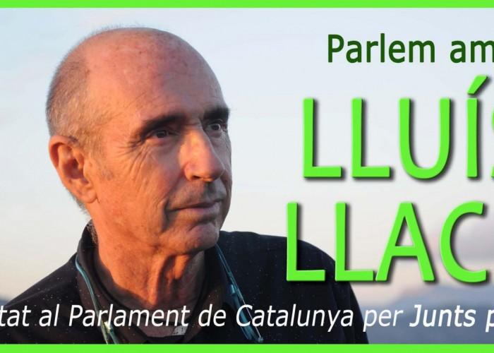 L'acte amb Lluís Llach canvia de data