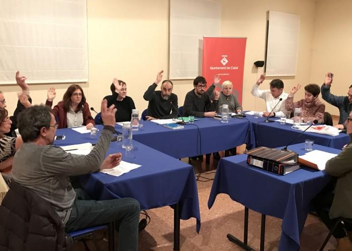 Calaf reivindica el reconeixement urgent de l'Alta Segarra