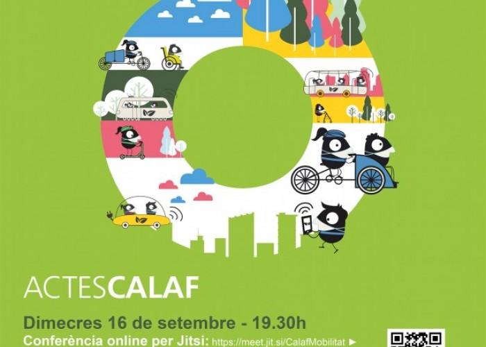 Calaf es suma a la setmana Europea de la mobilitat sostenible