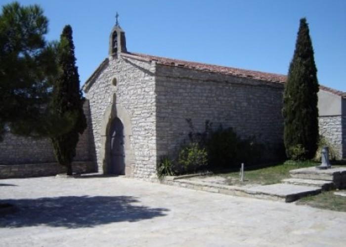 La Diputació de Barcelona lliura a l'Ajuntament de Calaf el Projecte bàsic i executiu de consolidació de l'ermita de Sant Sebastià
