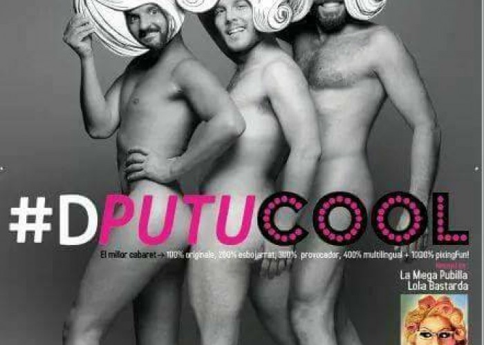 Aquest dissabte 'The Chanclettes' porta l'espectacle '#DPutuCool' a Calaf