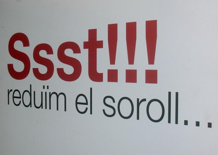 Aquesta tarda s'obre l'exposició 'Adéu soroll!' en el marc de l'Ecofira de Calaf