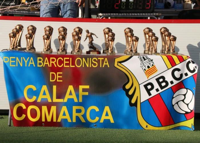 81 equips, un nou rècord en el 15è  3x3 de futbol de Calaf