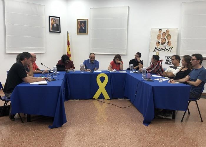 El Ple de l'Ajuntament de Calaf aprova per unanimitat el Reglament Orgànic Municipal i el de Participació Ciutadana