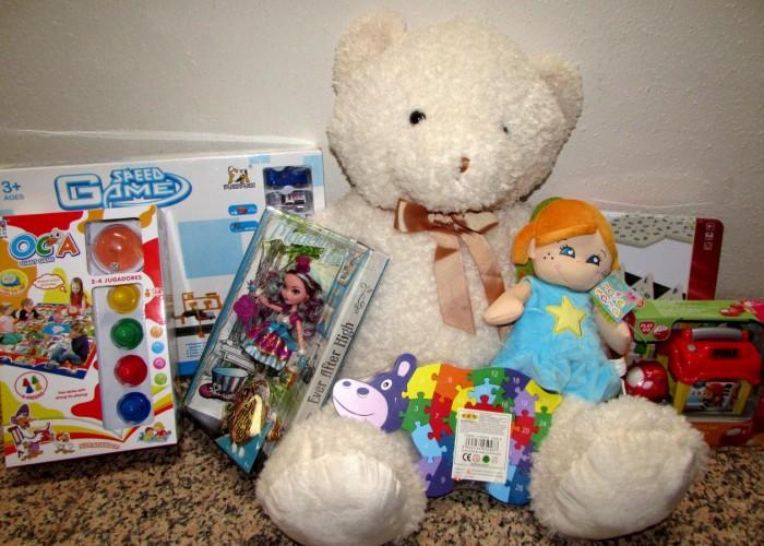 La recollida de joguines solidària de Calaf i l'Alta Segarra s'acaba demà